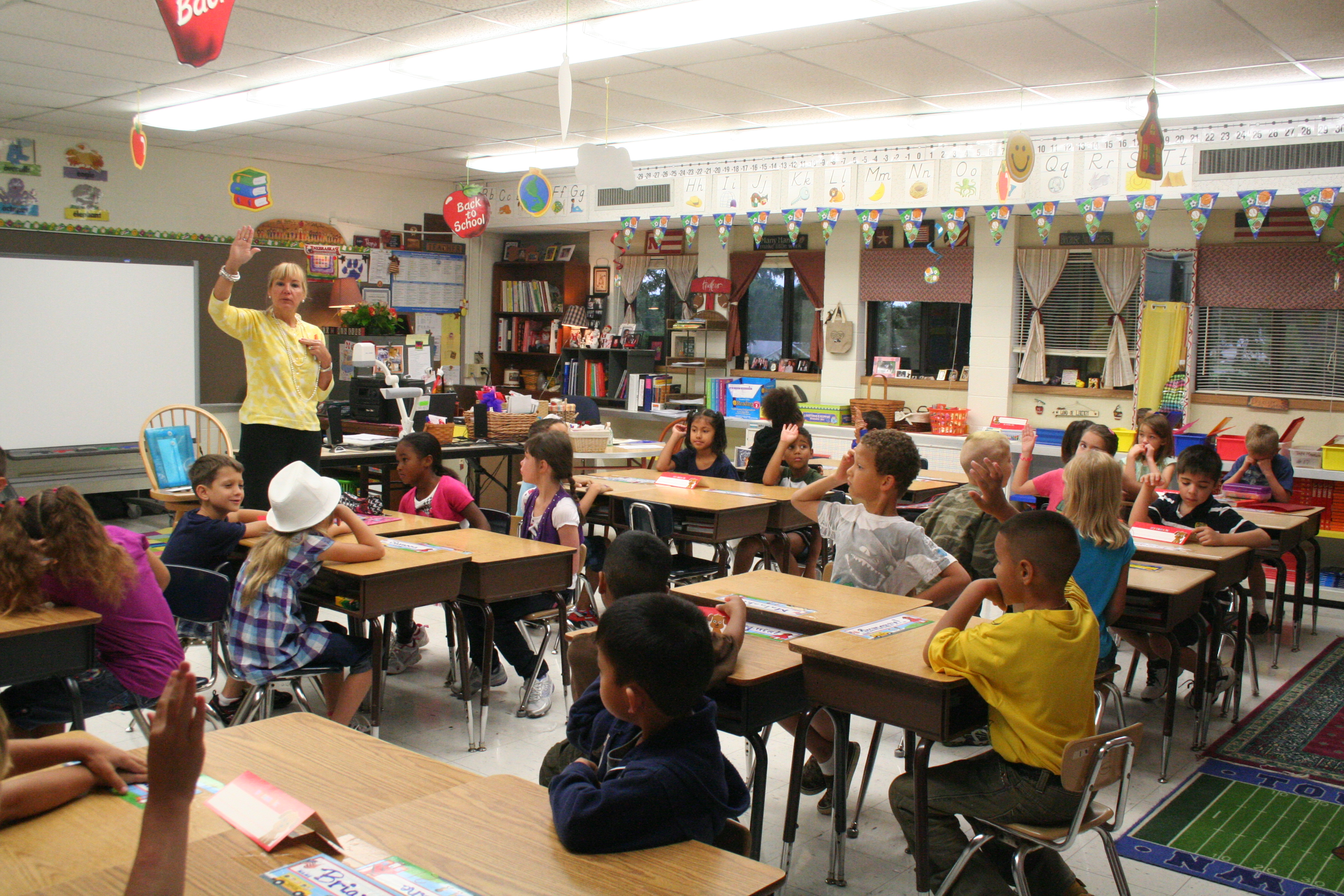 fort riley students head back to school shandi dix pase